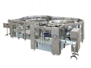 Drinking Water Packing Machine--